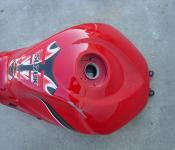 05-06 Suzuki GSXR 1000 Fuel Tank - Red