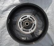 07-08 Suzuki GSXR 1000 Rear Wheel with Sprocket and Rotor