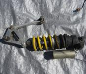 98-01 Yamaha R1 Rear Shock and Linkage