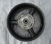 99-07 Suzuki GSXR 1300 Hayabusa  Rear Wheel with Sprocket and Rotor