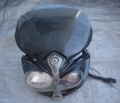 Aftermarket Aerbis Headlight