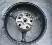 06-07 Suzuki GSXR 600 750  Rear Wheel