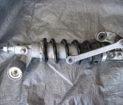 01-03 Suzuki GSXR 600 Rear Shock and Linkage