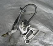 00-02 Kawasaki ZX6R / 05-08 ZZR600 Rear Master Cylinder, Brake Lines and Caliper