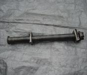 01-02 Suzuki GSXR 1000 Rear Axle