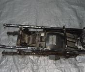 99-00 Honda CBR 600 F4 Subframe and Battery Tray