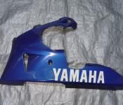 98-01 Yamaha R1 Fairing - Left Lower