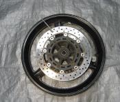 98-01 Yamaha R1 Front Wheel and Rotors
