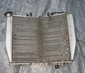 00-02 Kawasaki ZX6R / 05-08 ZZR600 Radiator and Fan