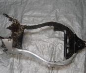 99-07 Suzuki GSXR 1300 Hayabusa  Clean Title Frame - Partially Polished