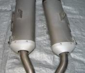 07-08 Yamaha R1 Exhaust