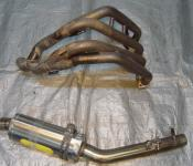 05-06 Suzuki GSXR 1000 Aftermarket Arrow Full Exhaust