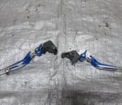 02-03 Yamaha R1 Aftermarket Adjustable Levers