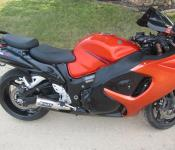 2008 Suzuki GSXR 1300 Hayabusa - Parted Motorcycle Coming Soon