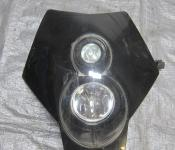 07-08 Yamaha R1 Aftermarket Street Fighter Headlight
