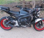 2009 Suzuki GSXR 750 - Parted Motorcycle Coming Soon