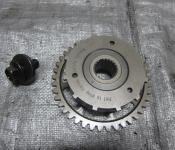 07-08 Honda CBR 600RR Engine - Starter Clutch One Way Gear