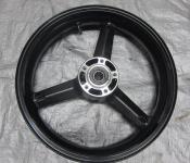 04-05 Suzuki GSXR 600 750 Front Wheel - BENT