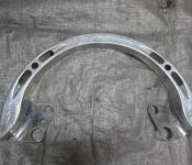 99-07 Suzuki GSXR 1300 Hayabusa Aftermarket Rear Grab Bar