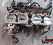 04-06 Yamaha R1 Engine - Throttle Bodies