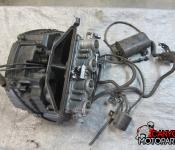 06-07 Honda CBR 1000RR Air Box and Throttle Bodies