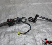 06-07 Suzuki GSXR 600 750 Aftermarket Apex Adjustable Clipons