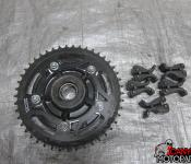 06-07 Suzuki GSXR 600 750 Rear Sprocket and Hub