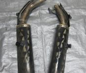 09-12 Yamaha YZF R1 Aftermarket Exhaust - Two Brothers Carbon