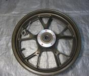 06-10 Kawasaki ZX14 Front Wheel - STRAIGHT
