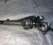 07-08 Kawasaki ZX6 Left Clipon and Controls