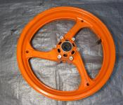 06-07 Honda CBR 1000RR Front Wheel - BENT