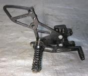 06-07 Honda CBR 1000RR Aftermarket Vortex Right Rearset