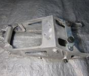06-07 Suzuki GSXR 600 750 Subframe - Rear Pillon