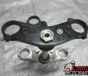 98-01 Yamaha R1 Upper and Lower Triple Tree with Steering Stem
