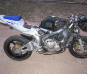 2003 Honda CBR 600RR - Parted Motorcycle Coming Soon