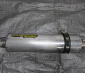 02-03 Honda CBR 954RR Aftermarket Two Brothers Exhaust
