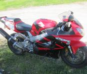 2001 Honda CBR 929RR - Parted Motorcycle Coming Soon