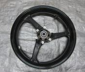 07-08 Honda CBR 600RR Front Wheel - STRAIGHT