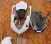 05-06 Suzuki GSXR 1000 Fairing Kit - Race