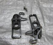 07-08 Honda CBR 600RR Aftermarket Gilles Chain Adjuster and Lifter