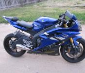 2006 Yamaha YZF R6 - Parted Motorcycle Coming Soon