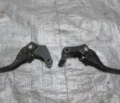07-08 Honda CBR 600RR Aftermarket ASV Adjustable Levers