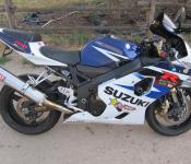 2004 Suzuki GSXR 750 - Parted Motorcycle Coming Soon