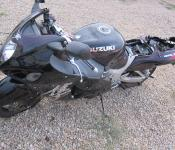 2004 Suzuki GSXR 1300 Hayabusa - Parted Motorcycle Coming Soon