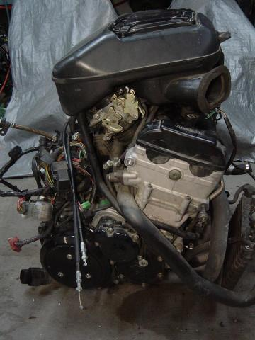 99-07 Suzuki GSXR 1300 Hayabusa Engine | Canyon Moto Parts