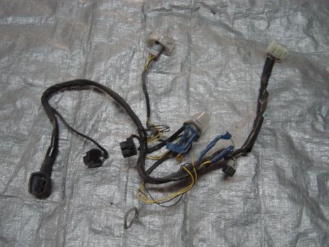 04 05 suzuki gsxr 600 750 headlight wiring harness canyon moto parts