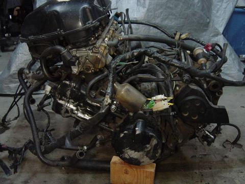 99 00 Honda CBR 600 F4 Engine