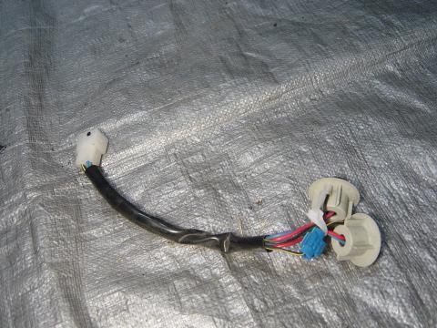 00 02 kawasaki zx6r 05 08 zzr600 taillight wiring harness 00 02 kawasaki zx6r 05 08 zzr600 taillight wiring harness