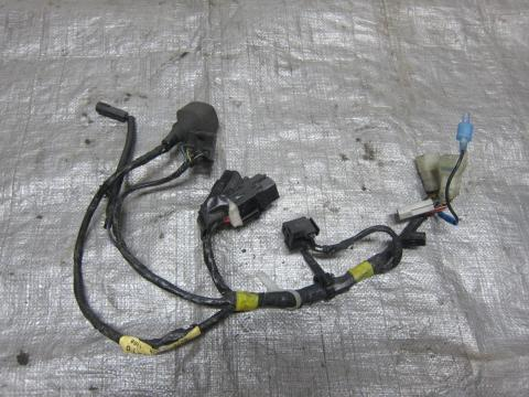 02 03 yamaha r1 headlight wiring harness canyon moto parts rh canyonmotoparts com Yamaha RD 350 Wiring Diagram Trailer Wiring Harness