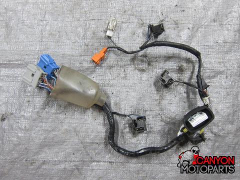 02 03 honda cbr 954rr headlight wiring harness canyon moto parts rh canyonmotoparts com